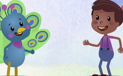 Sing Kinderlieder – Dreh Dich im Kreis
